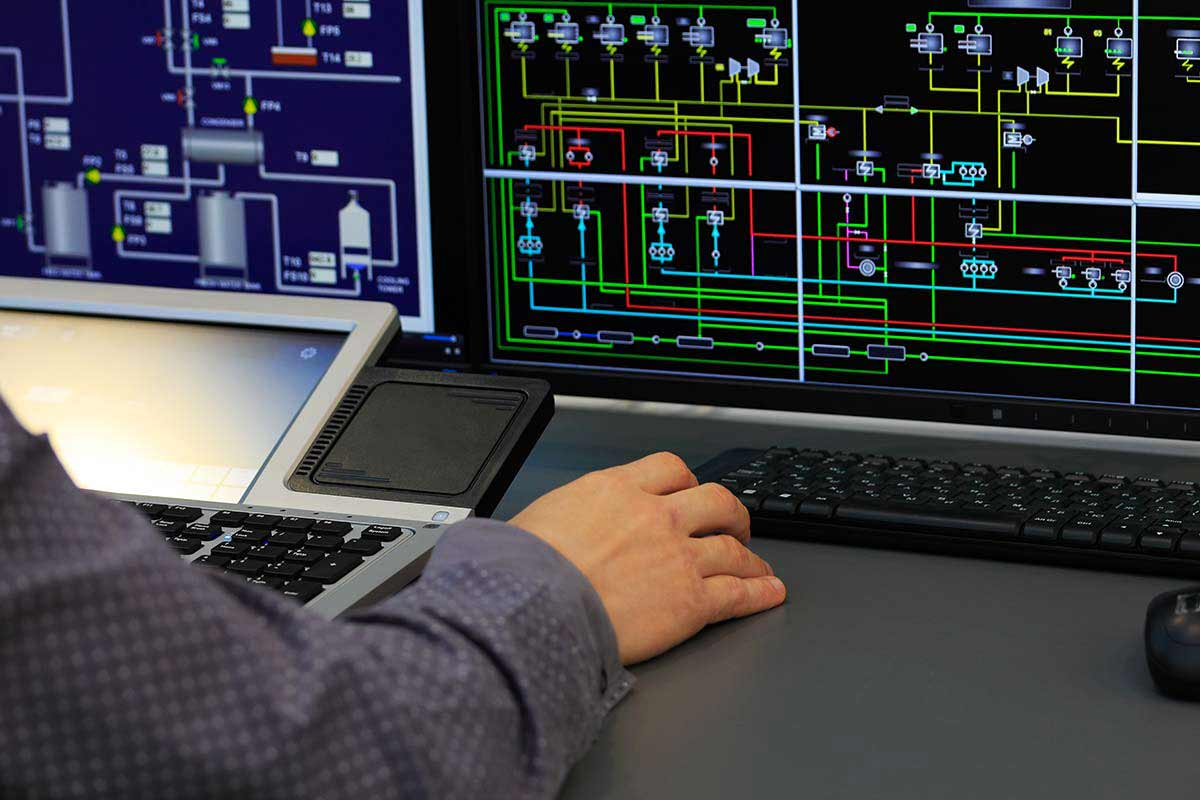 High-definition power line communication Multi-hopapplication: building automation