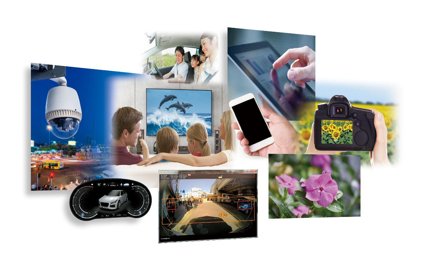 IoT-connected devices using HD-PLC technology