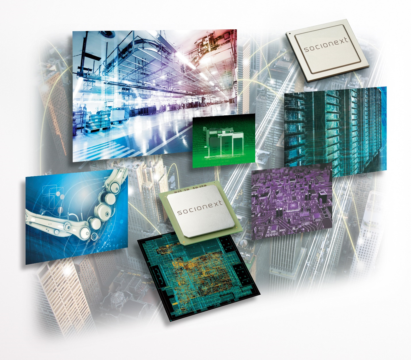 Industrial automation and IoT solutions